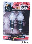Motor Cycle Side Lamp 2 Pcs