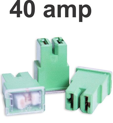 PAL Fuse 40 Amp female 20 pcs