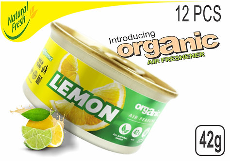 Organic Can Pure Lemon 42g