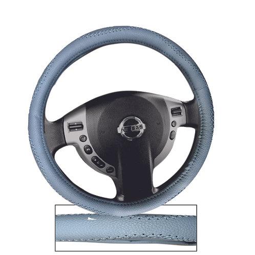 Steering Wheel Cover Handmade Gray