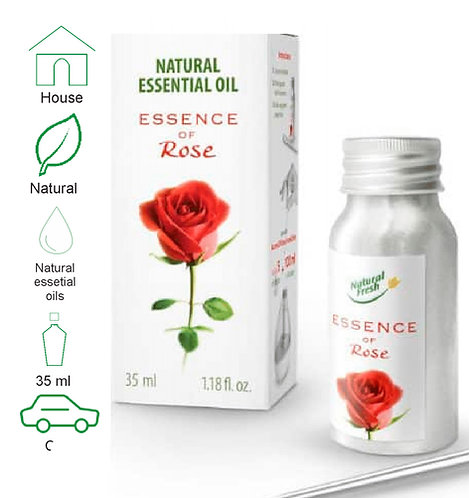 Essence Natural Oil Rose 35 ml