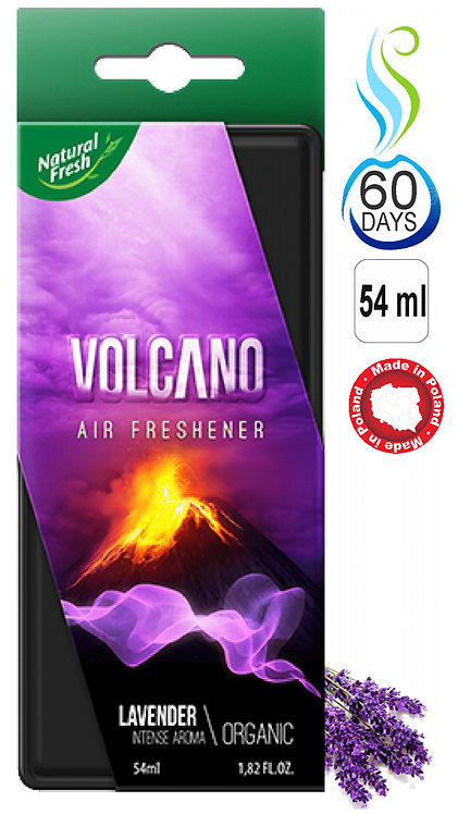 Volcano Organic 54ml Lavender