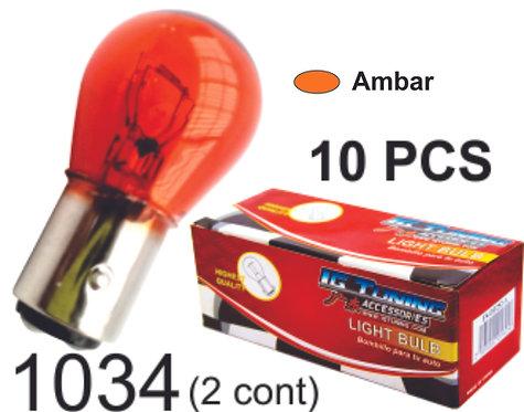 Double.Cont Ambar Glass Bulb (10Pcs)