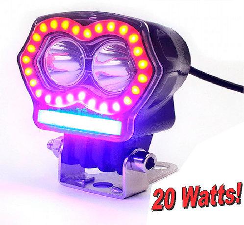 Motorbike LED Lamp