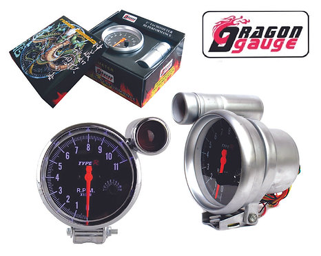 5 inch Tachometer Hi performance with Shift Light