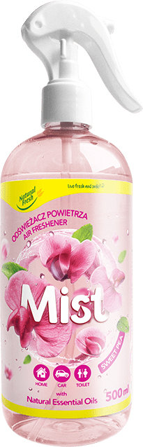 Mist Dewy Sweet Pea 500ml