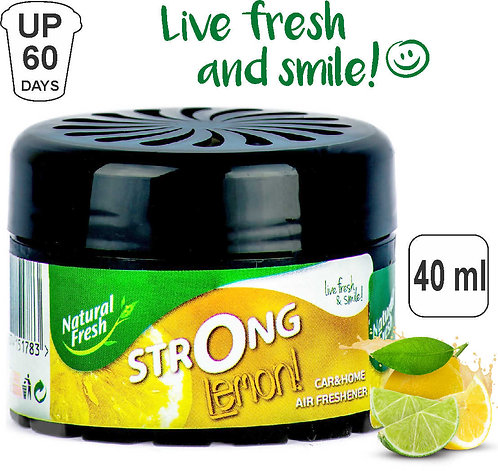 Strong Lemon 40ml
