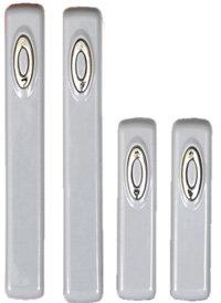 Gray Oakley Style 4Pcs.Door Protectors.