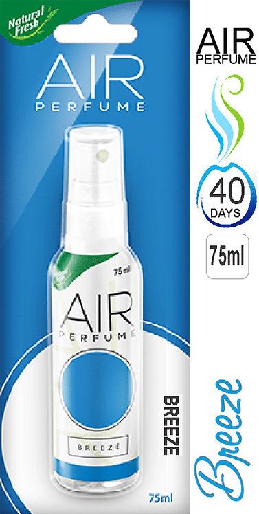 Air Perfume Blister Breeze 75Ml