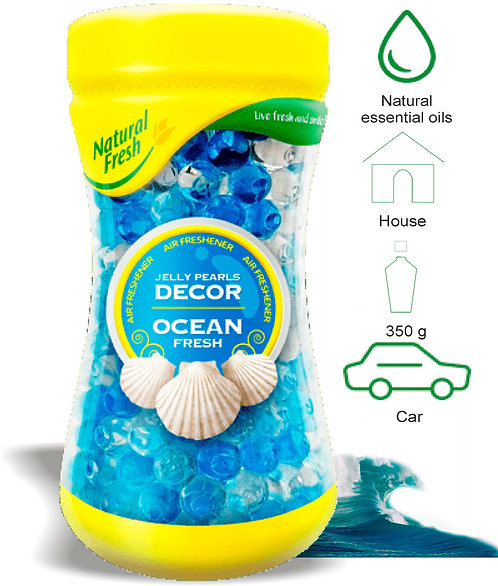 Jelly Pearls Decor Ocean Fresh 350ml