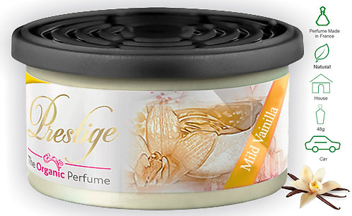 Prestige Organic Perfume 48g Vanilla