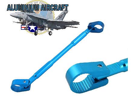 Motor Alu Balance Handlebar Crossbar blue