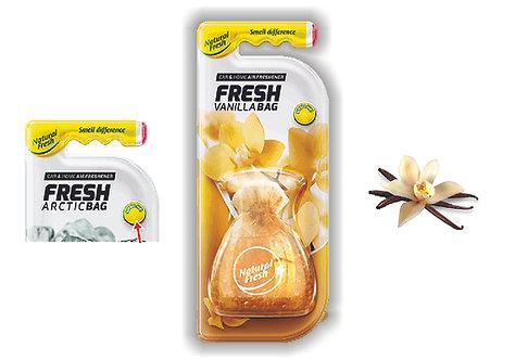 Fresh Bag Vanilla 15g (New Blister)