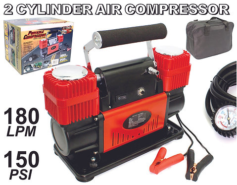Air Compressor 45 Amps 180L