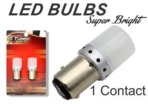 1156 LED Bulb 1W 2835 White