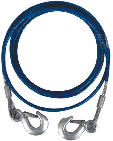 8Mmx4Mts  Towing Cable