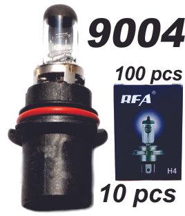 Bulb 9004 100W 10 Pcs
