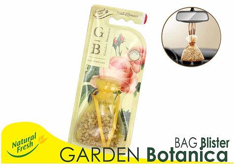 GB Organic Bag New Blister Red Rose