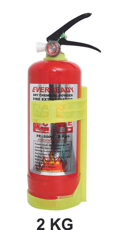 Extinguiser Rechargable 2Kg