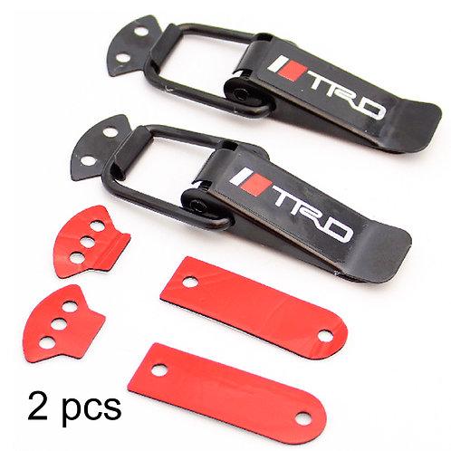 Clip hood racing TRD Universal 2 pcs