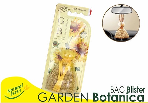 GB Organic Bag New Blister Yellow Garden