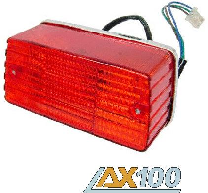 Rear Tail Brake Light AX100