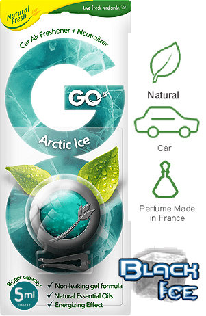 GO Gel Arctic Ice 5ml