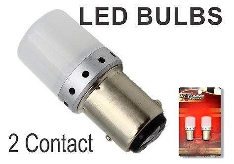 1157 LED Bulb 1W 2835 White
