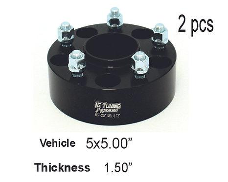Adapter 5x5 to 5x5 CB71.5 T1.50 2pcs