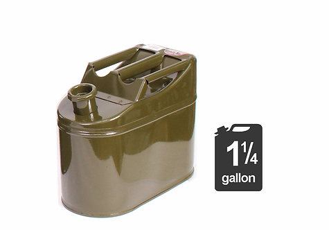 Metal Can Storage Container Spout 5L