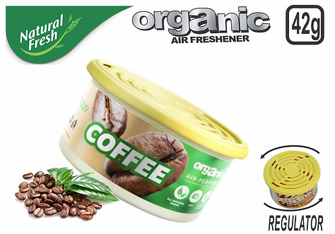 Organic Can Pure With Lid Coffee 42 G