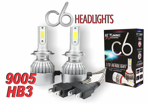 HeadLight LED 9005-HB3