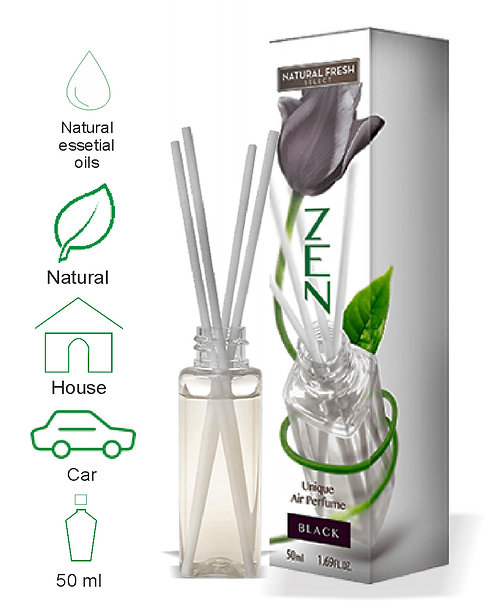 Zen Black 50 ml