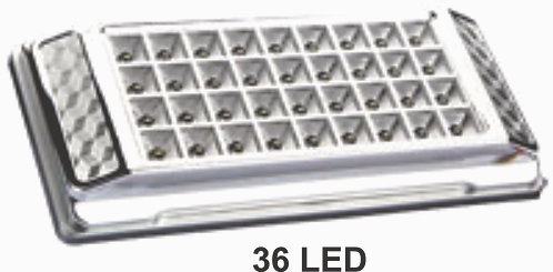 36 Led Rect.Ceiling Lamp