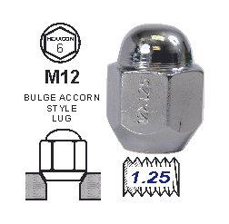 Acorn 30mm 12X1.25