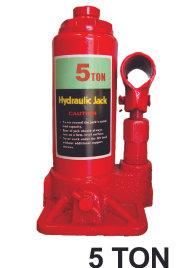 5 Ton Bottle Hydraulic Jack