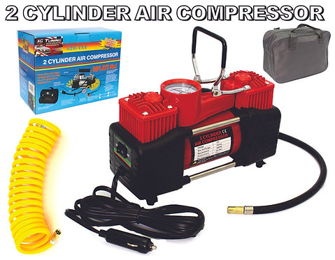 Air Compressor 30 Amps 85L