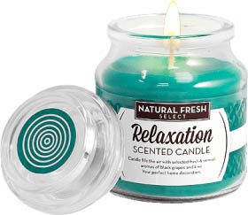 Scented Candle Relaxation 130g