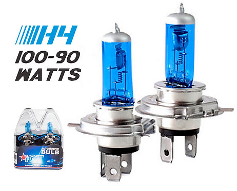 21 Xenon Super White H4 100-90W