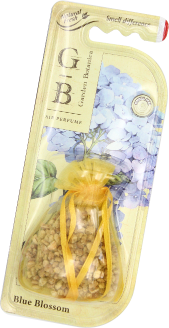 GB Organic Bag New Blister Blue Blossom