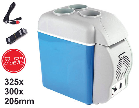 7.5L Car Refrigerator Portable Cooler 12V