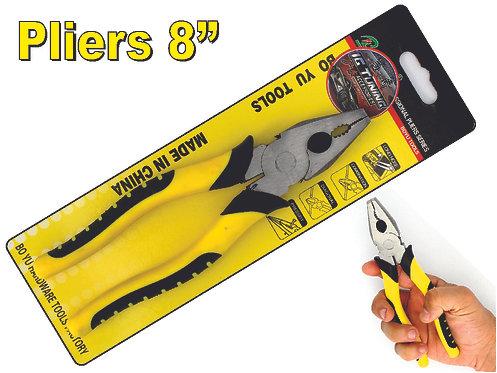 "Pliers Basic 8"""