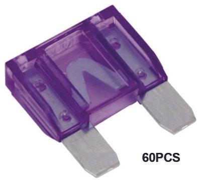 Maxi Fuse 100 Amp 60 Pcs