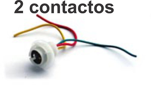 Double Bulb Connector