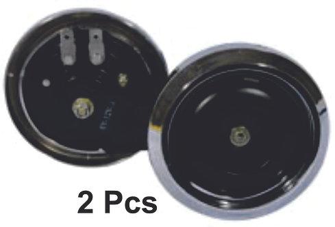 2 Pcs Disc Horn.