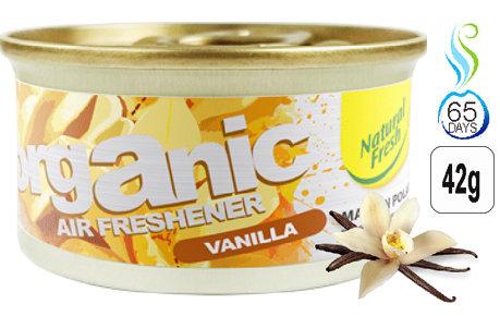 Organic Can Pure Vanilla 42g