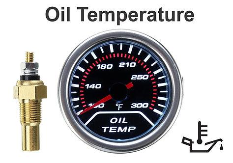 Auto Gauge digital Oil Temperture