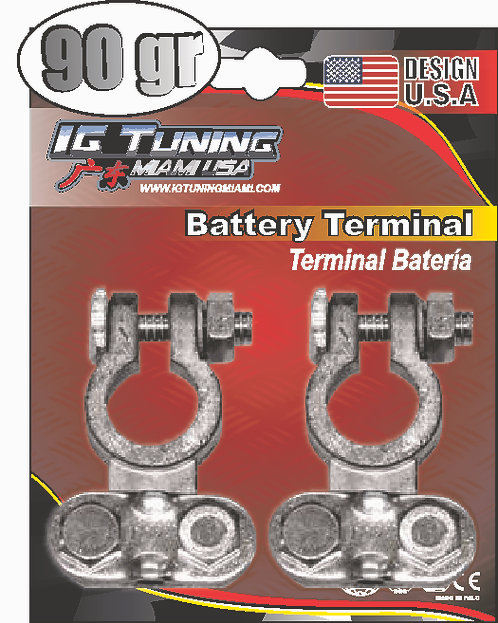90Gr 2Pc Battery Terminal