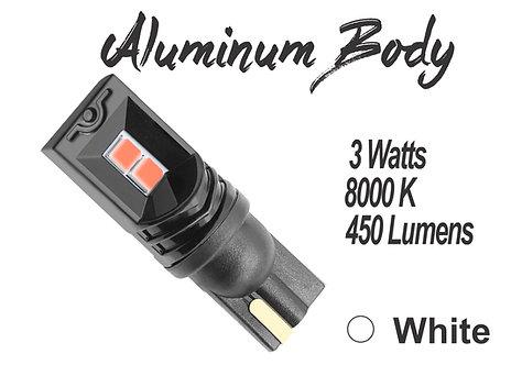 T10 LED 4 SMD Canbus 2 pcs White