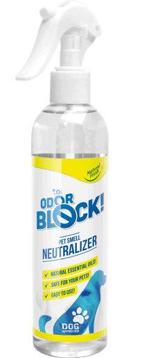 Odor Block & Fresh 300ml Dog